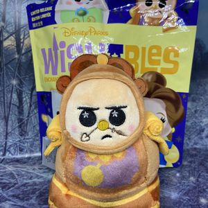 Disney parks Beauty and the Beast wishable Cogsworth for Sale in Long Beach, CA