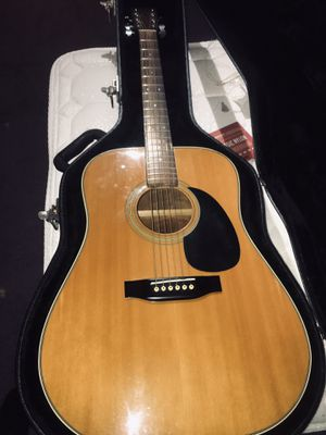 Custom made acoustic guitar for Sale in San Pedro, CA