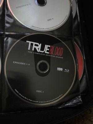 True blood blu ray for Sale in Converse, TX
