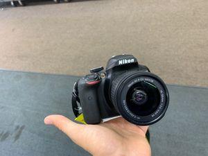 Nikon digital camera D3400 for Sale in Land O Lakes, FL