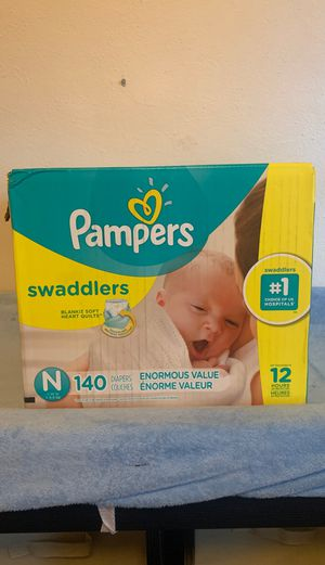Pampers Newborn Diapers for Sale in Norfolk, VA