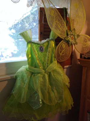 DISNEY STORE, TINKERBELL, SIZE 5-6, for Sale in Chula Vista, CA