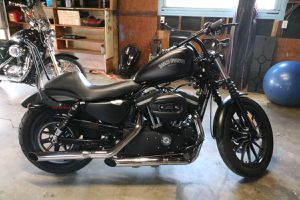 GREAT CONDITION IRON 883 TONS OF UPGRADES HARLEY DAVIDSON IRON 883 DYNA SPORTSTER 1200 600 1000 600CC 1000CC CC UPGRADED for Sale in San Diego, CA