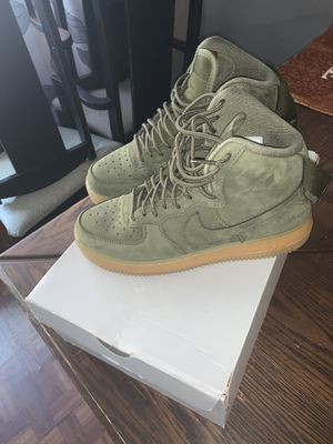 "Air Force 1 High ""Medium Olive"" for Sale in Newark, NJ"