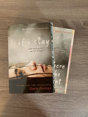 If I Stay Duology by Gayle Forman for Sale in Jackson, MO