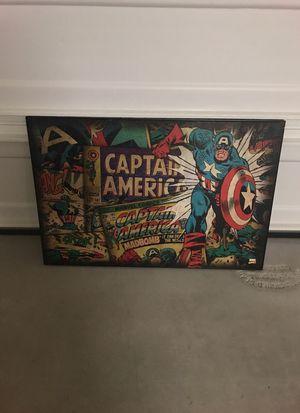 Marvel frame , excellent condition for Sale in Phoenix, AZ