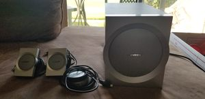 Bose speaker with sub for Sale in Justice, IL