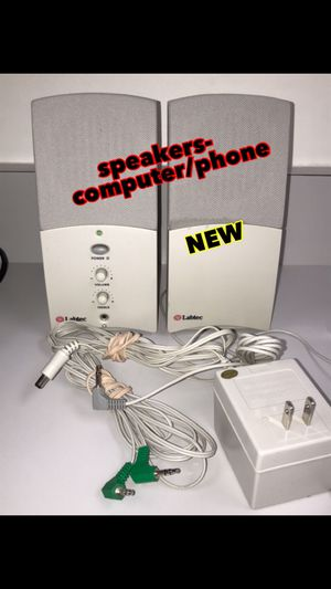 Phone or computer Speakers for Sale in Los Angeles, CA