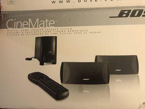 Cinemate digital home theater speaker system (older version) for Sale in Springfield, MA
