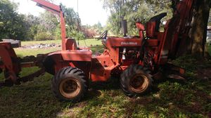 Ditch witch backhoe and trencher for Sale in Gibsonton, FL