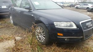 2006 Audi A6 3.2 parts for Sale in Houston, TX
