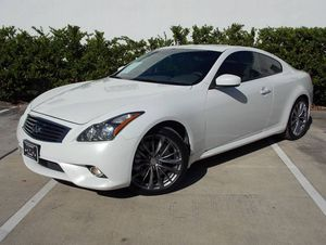 2012 INFINITI G37 Coupe for Sale in Houston, TX