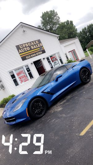2015 Chevy Corvette for Sale in Goshen, OH