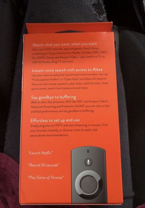 Amazon fire tv stick for Sale in Vancouver, WA
