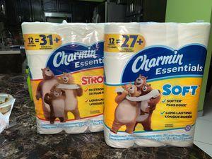 Charmin toilet paper for Sale in Joliet, IL