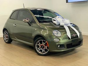 2012 FIAT 500 SPORT 2dr HATCHBACK FINANCE AVAILABLE for Sale in Houston, TX