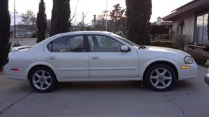 2000 NISSAN MAXIMA / STARTS RIGHT UP !! / DRIVE HOME TODAY ! $1400 for Sale in Hesperia, CA