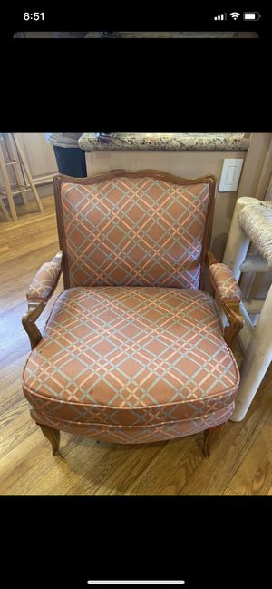 Vintage arm chair for Sale in Denver, CO