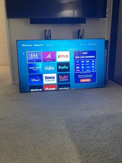 (Brand New) 65-inch HISENSE Smart TV 4K UHD HDR (2020 Model) for Sale in Los Angeles,  CA