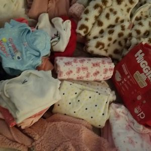 New Born Clothes for Sale in Jurupa Valley, CA