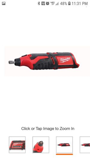 brand new in box. Milwaukee M12 12-Volt Lithium-Ion Cordless Rotary Tool (Tool-Only for Sale in Austin, TX