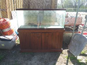 Fish tank with stand for Sale in St. Louis, MO