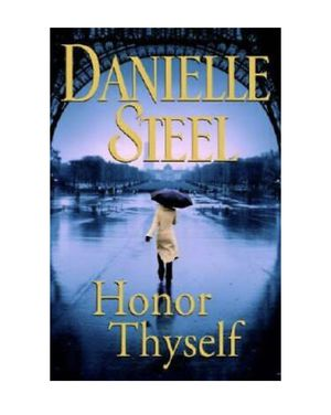 Honor Thyself by Danielle Steel - HARDBACK - Good condition for Sale in Redlands, CA