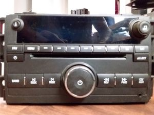 Chevy GMC Truck AM FM CD Radio with Usb Aux Mp3 Input for Sale in Jonesboro, GA