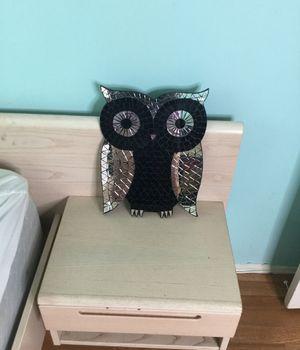 Decor owl mirror for Sale in San Gabriel, CA