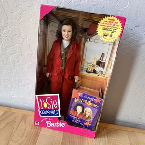 Vintage 1999 Mattel Rosie O'Donnell Friend Of Barbie Doll Toy New Sealed In Box for Sale in Elizabethtown, PA