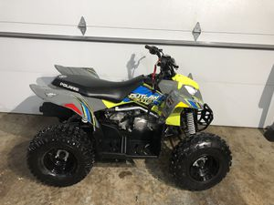 Polaris outlaw 2018 for Sale in Palos Heights, IL