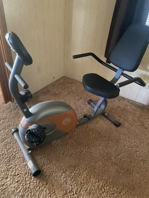 Shape up excersise bike for Sale in Sacramento, CA