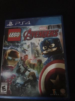 LEGO Avengers PS4 for Sale in Fresno, CA