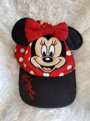 Minnie Mouse Baseball Cap for Kids for Sale in Bellflower, CA