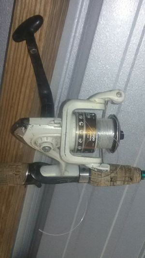 Rod and reel $20 text my number if interested for Sale in Kolin, LA