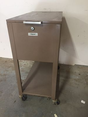 Metal filling cabinet for Sale in Ontario, CA