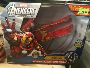 Iron Man Flying Rc Extreme Hero for Sale in Hialeah, FL