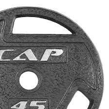 Cap Barbell 45Lb Olympic Weight Set (2 New) for Sale in Orlando, FL