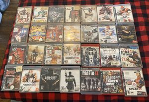 28 PS3 Video Games - Make an offer for Sale in Parma, OH