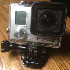GoPro 3+ Black Edition Hero $75 for Sale in Yucaipa, CA