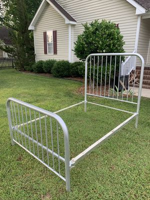 Bed frame. Full size. 100 years old. for Sale in Nashville, NC