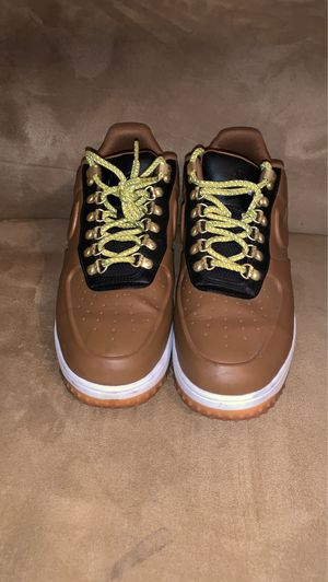 Nike Lunar Force 1 Duckboot Low Ale Brown for Sale in Hurst, TX