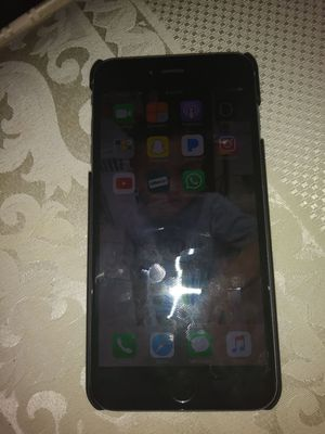 Iphone 6s plus unlockes for Sale in San Jacinto, CA