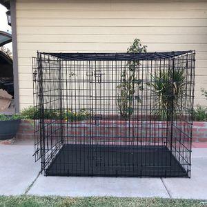 Dog Cage 54 L X 45 H X 38 W for Sale in Phoenix, AZ