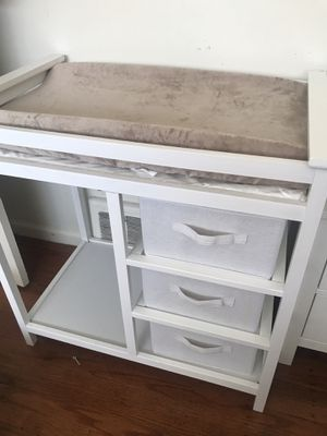 Changing table. for Sale in Daly City, CA