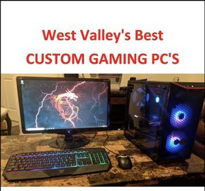 Custom Gaming Computers for Sale in Goodyear, AZ