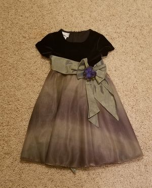 Bonnie Jean Girl's Dress Size 6 for Sale in Rockwall, TX