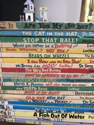 Vintage dr Seuss collection (1950-1970) for Sale in Virginia Beach, VA