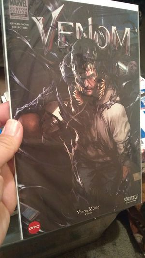 Rare venom Amc opening day comic for Sale in Poway, CA