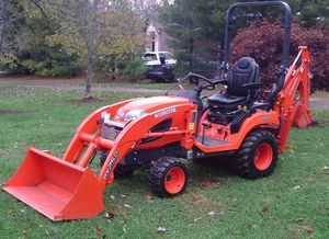 Tractor 2016 Kubota BX 25 D 4x4 for Sale in Rochester, NY